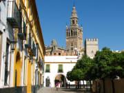 Seville Cathedral, Seville, Spain