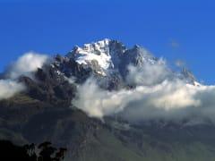 猛々しい玉龍雪山~ぜひ目の前で眺めてください!