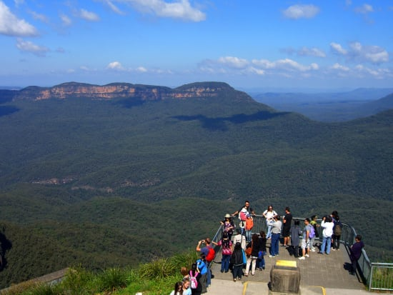 Greater Blue Mountains Full Day Tour from Sydney