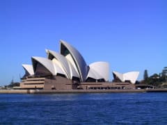 Sydney Opera House UNESCO World Heritage Site