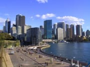 sydney australia city life near the harbour