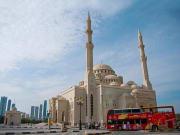 Sharjah Hop on hop off bus tour in Dubai