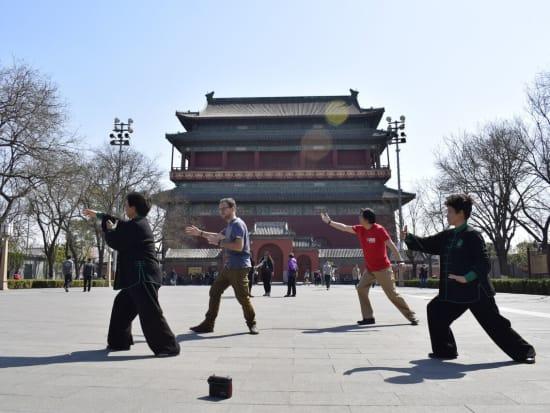 Taiji boxing