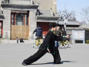 Taiji Boxing master