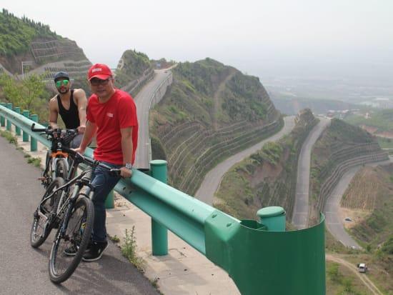 Lishan Mountain bike tour