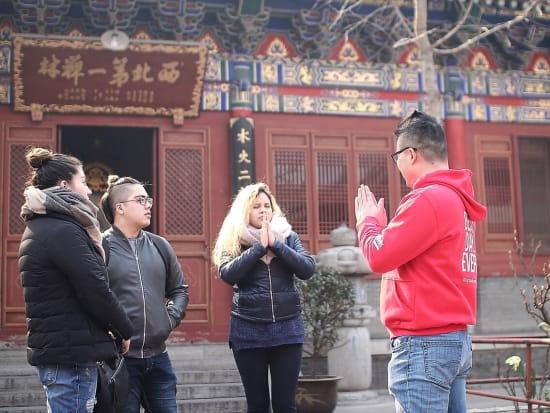 Xi'an walking tour