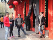 crawled dragon temple visit
