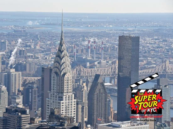 Nyc Superhero Themed Guided Sightseeing Bus Tour New York Tours