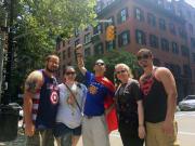 USA_New York_guided walking tour_superhero