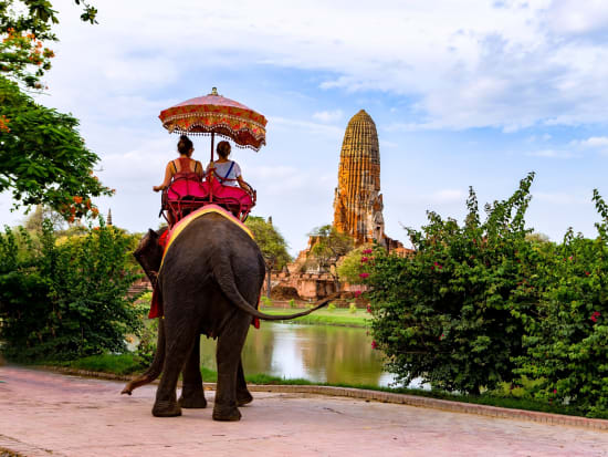 Ayutthaya_Elephant_Ride_shutterstock_568222495