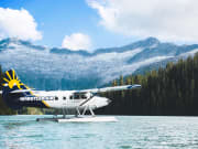 Seaplane Alpine Lake