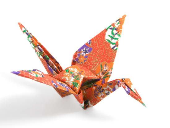 Origami Paper Folding Crafting Class Near Shinsaibashi Osaka