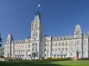 Canada_Montreal_Gray Line_Quebec Parliament Bldg