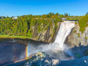 Canada_Montreal_Gray Line_Montmorency Falls Park