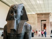 USA_New York_Metropolitan Museum Egypt Artifact