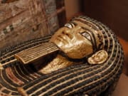 USA_New York_Metropolitan Museum Egyptian Piece