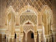Alhambra Pillars