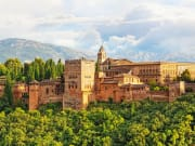 Europe_Spain_Fortress of Alhambra