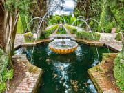 Europe_Spain_Generalife Fountain