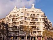 spain, barcelona, gaudi, unesco, casa mila