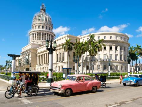 ハバナ市内ツアー