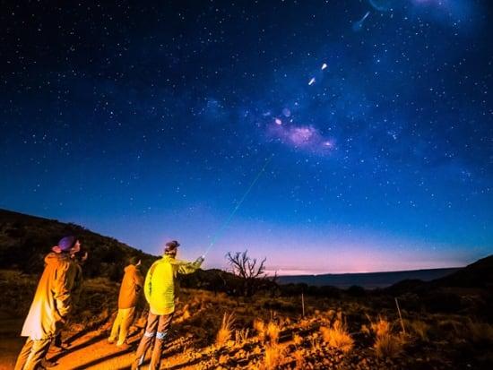 マウナケア山頂 サンセット&星...