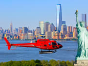 New York_Liberty Helicopters_Statue of Liberty