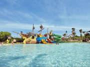 Caribe Aquatic Park Pool 2