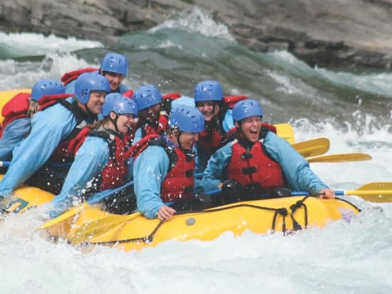 Chinook-Rafting-Horseshoe-Canyon-Whitewater-Rafting