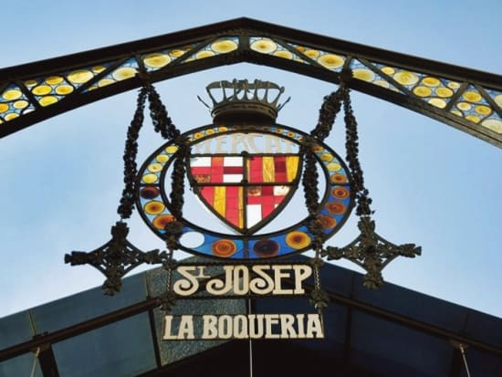 La Boqueria, Tapas Walking Tour, Barcelona, Spain