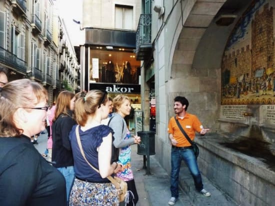Tapas Walking Tour, Barcelona, Spain