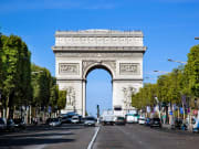 Arc de Triomphe Paris City Tour
