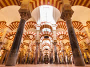 cordoba, interior, Grand Mosque