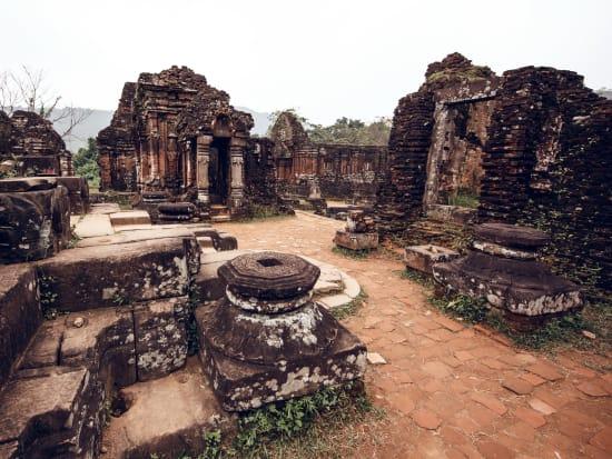 Champa Kingdom ruins