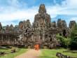 KUV  Cambodia bayon temples of angkor