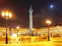 Private Paris night tour