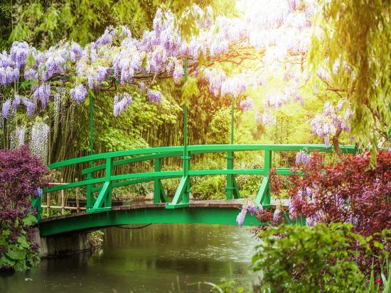 Giverny's Japanese Bridge
