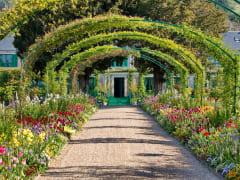 Clos Normand Flower Garden
