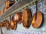 Claude Monet's Kitchen