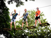rope course challenge fah lanna chiang mai