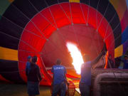 chiang mai hot air balloon