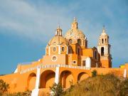 Mexico_Puebla_Cholula_Iglesia de los Remedios