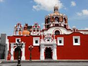 Mexico_Puebla_Templo de Santo Domingo