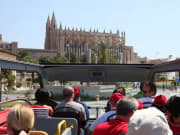 palma de mallorca sightseeing hop on hop off bus