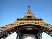 Eiffel Tower from the Ground
