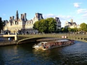 Seine River Cruise Views