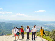 spain, barcelona, Montserrat, Monastery, hike
