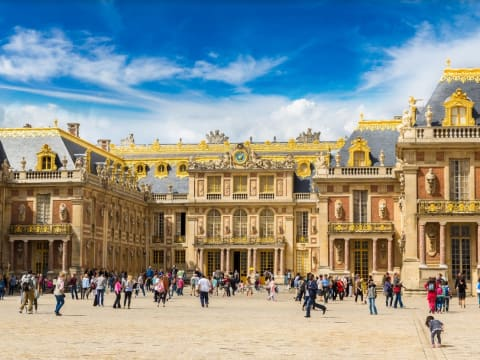 versailles palace from paris france tours activities fun things