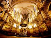 Spain_Barcelona_Montserrat_Monastery_Inside_shutterstock_96271340