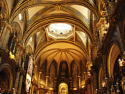 Spain_Barcelona_Montserrat_Monastery_Inside